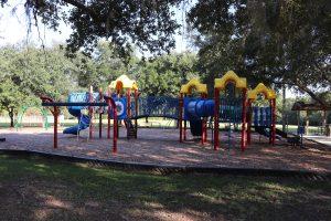 Playground at Vera Francis Hall Park
