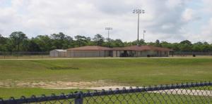 Field of Little Rain Lake Park - Keystone Heights FL