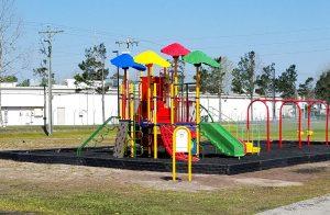 Playground at Four Silo Park - Middleburg FL