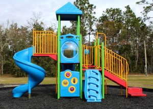 Playground at Twin Lakes Community Park - Keystone Heights FL