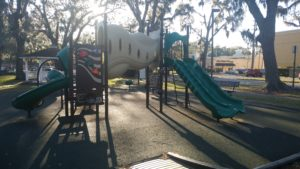 Playground at Orange Park Town Hall Park