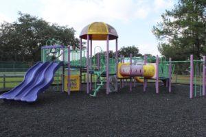 Playground at Hunter Douglas Park