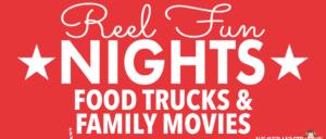 Reel Fun Night Flyer 2021