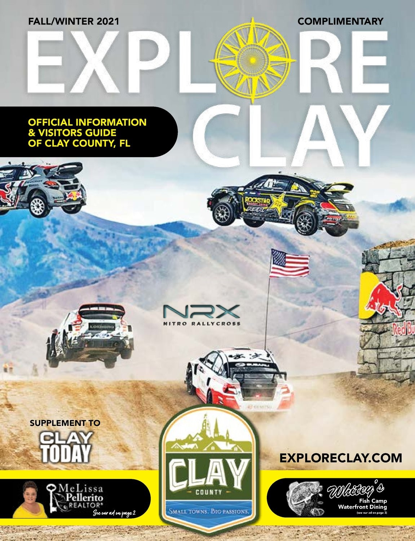 Fall 2021 Explore Clay Visitors Guide